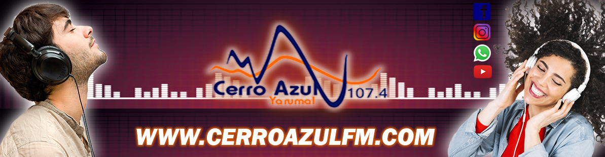Cerro Azul 107.4 Fm Yarumal Antioquia